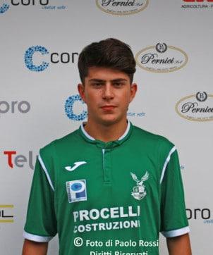 Andrea Lambardi (17-18) - Attaccante