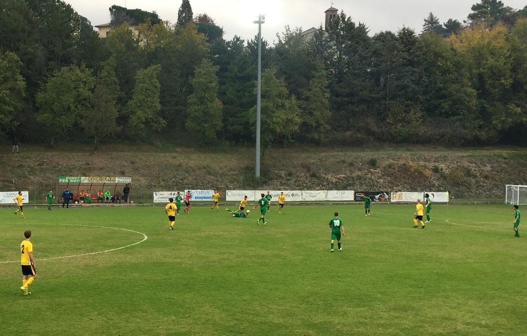 Baldaccio - Signa 1-0, foto 2