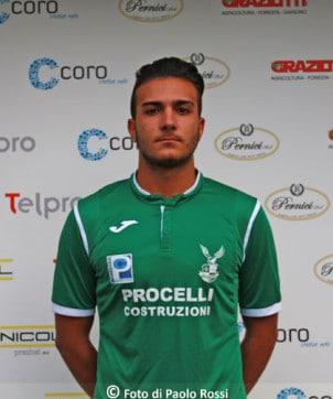 Cristian De Luca (17-18) - Difensore