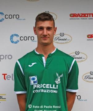 Davide Panicucci (17-18) - Difensore