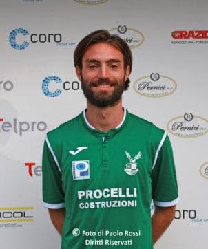 Federico Massaccesi (17-18) - Centrocampista