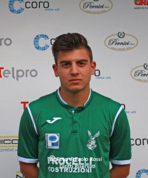Lorenzo Seno (17-18) - Attaccante