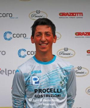 Luca Beretti (17/18) - Portiere