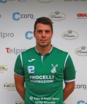 Marco Rosati (17-18) - Difensore