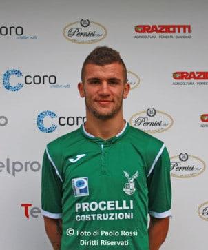 Nicola Fabianelli (17-18) - Difensore