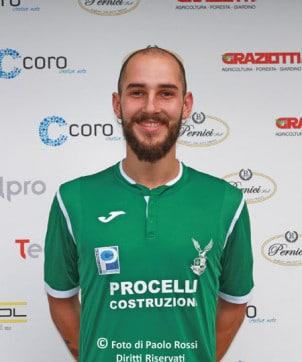 Nicolò D'Urso (17-18) - Attaccante