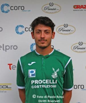 Nicolò Rinaldini (17-18) - Centrocampista