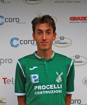 Riccardo Botta (17-18) - Difensore
