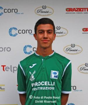 Tommaso Ricci (17-18) - Centrocampista