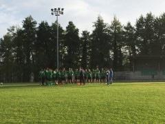 allenamenti Baldaccio pre Sestese