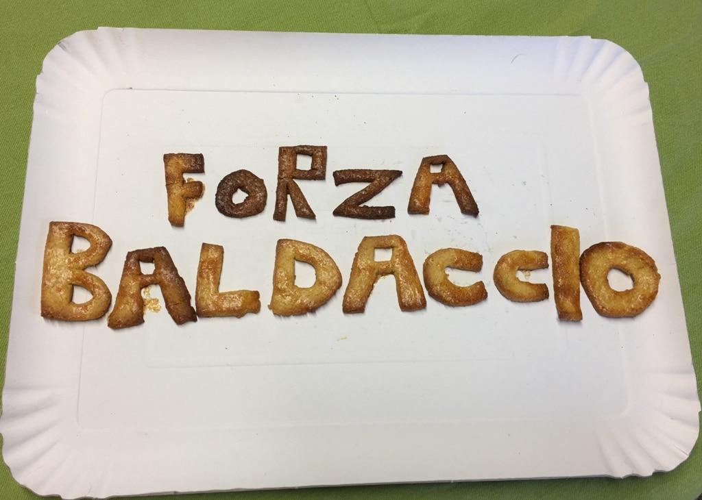 Baldaccio Bruni biscotti