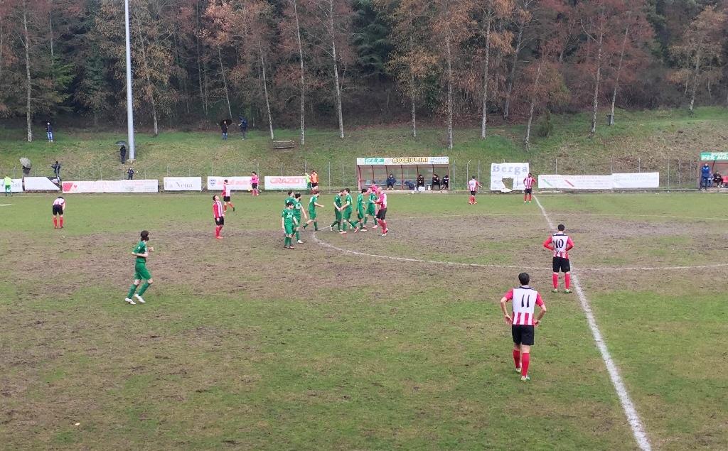 Baldaccio Bruni - Jolly Montemurlo, foto gol 2-0