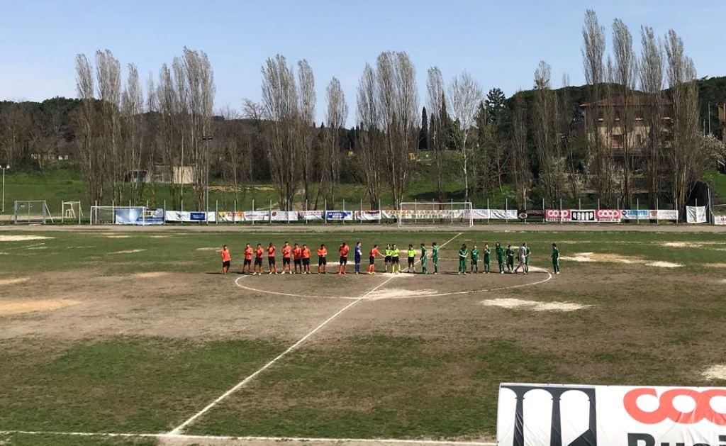 Bucinese - Baldaccio Bruni 1-2 29° turno