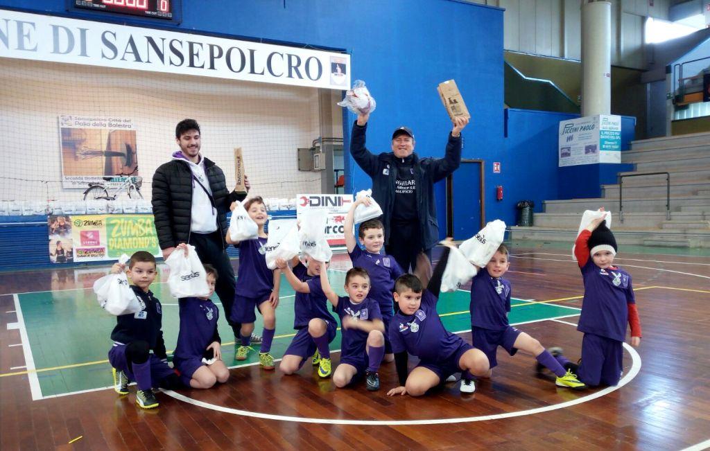 Giovani: 2010 e 2011 in evidenza al Torneo per il Meyer