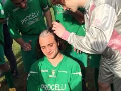 il bomber Sartini mantiene la promessa
