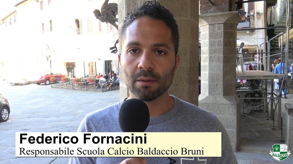 L'intervista al responsabile della scuola calcio Fornacini