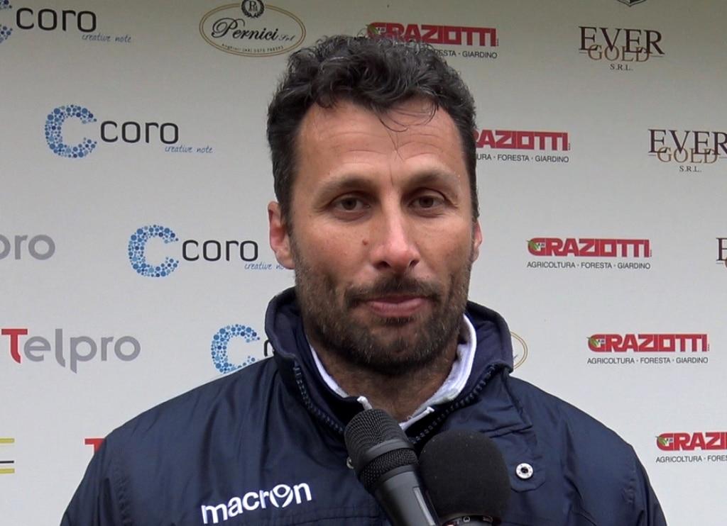 Daniele Chiarini è il nuovo tecnico della Baldaccio