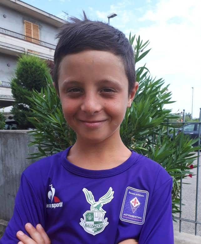 Davide Monini giocherà con la Fiorentina