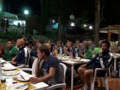 Baldaccio Bruni cena presentazione 28 agosto 2018