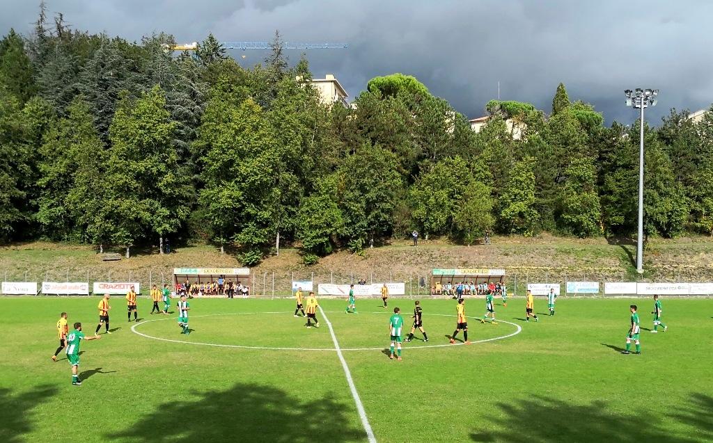 Foto Baldaccio - Poggibonsi 2-4