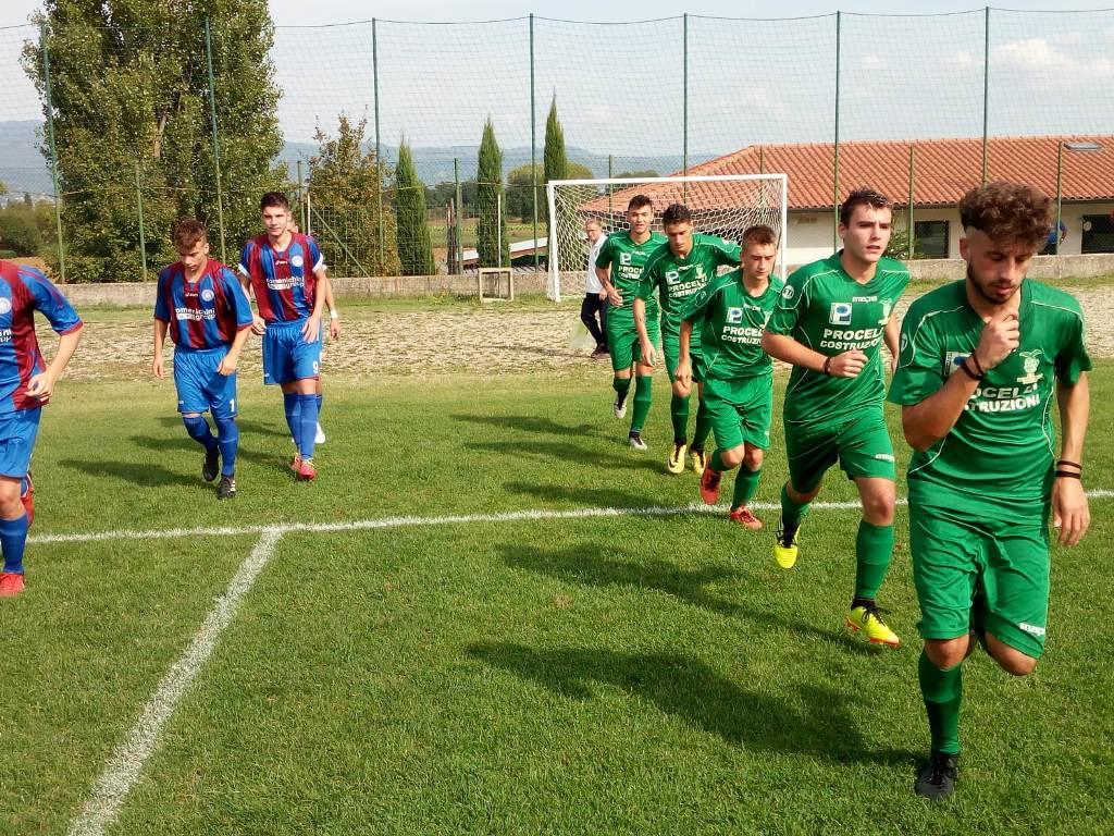 Lo 0-0 della juniores e il Torneo Battaglia di Anghiari
