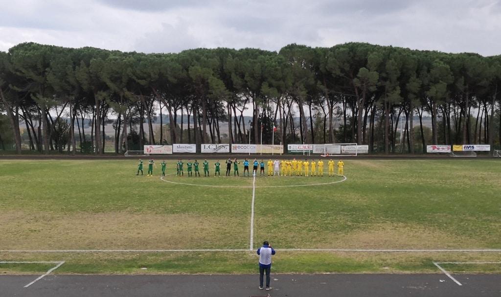 Foiano - Baldaccio 10° turno foto avvio