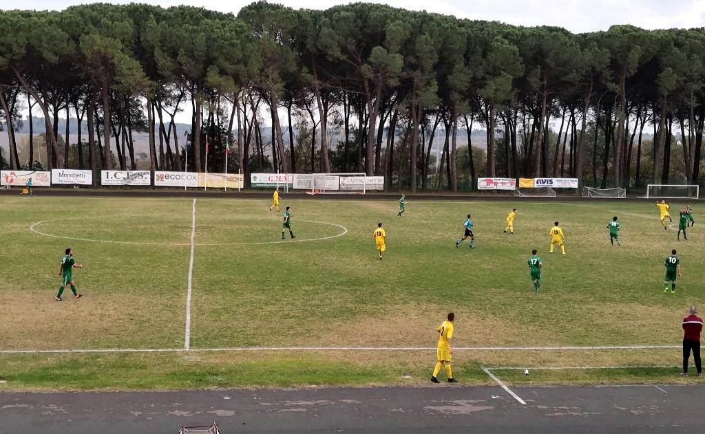 Foiano - Baldaccio 10° turno foto finale