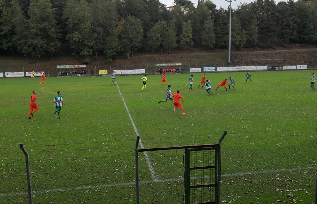 Baldaccio-Rignanese 8° turno foto 1