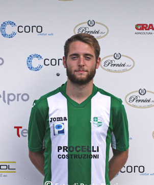 Alessio Aquilini (18/19) - Difensore