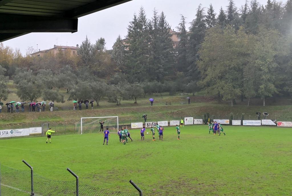 Domenica il derby esterno con la Castiglionese