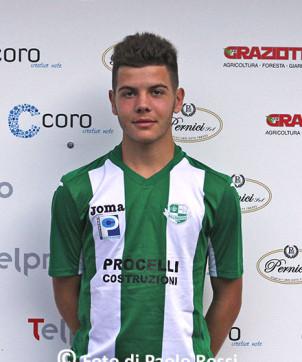Claudio Torzoni (18/19) - Centrocampista