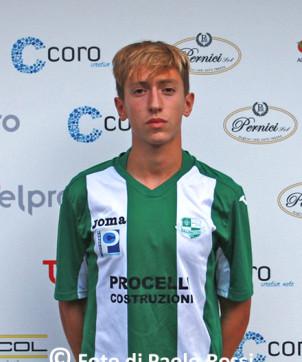Cristiano Battistini (18/19) - Attaccante