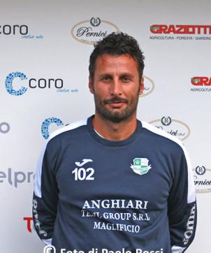 Daniele Chiarini (18/19) - Allenatore