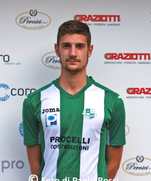 Davide Panicucci (18/19) - Difensore