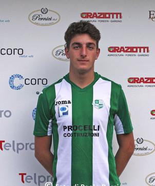 Gianluca Bruschi (18/19) - Centrocampista