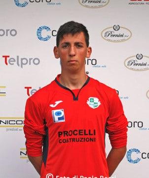 Luca Beretti (18/19) - Portiere