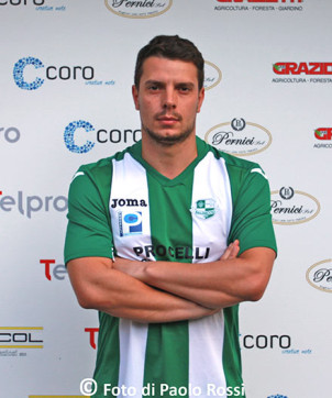 Marco Rosati (19/20) - Difensore