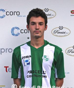 Mattia Goretti (18/19) - Attaccante