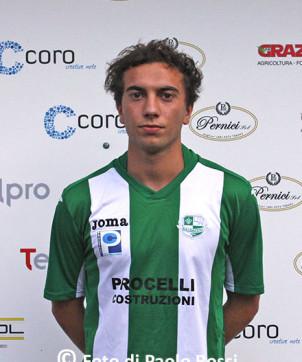 Roberto Fabbri (18/19) - Centrocampista