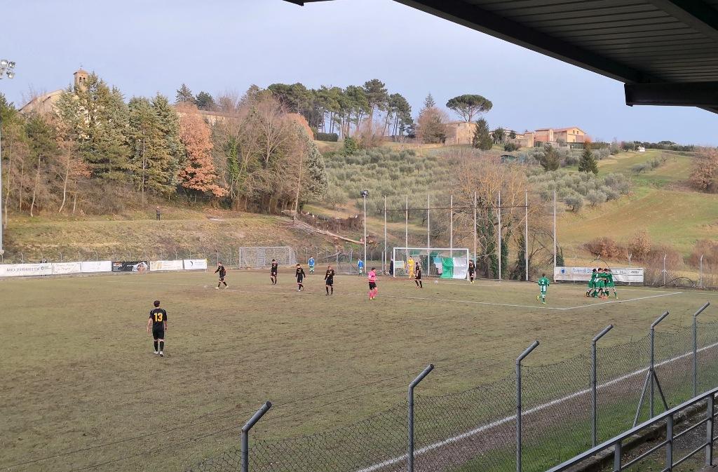 Baldaccio - Valdarno 4-1, foto 3