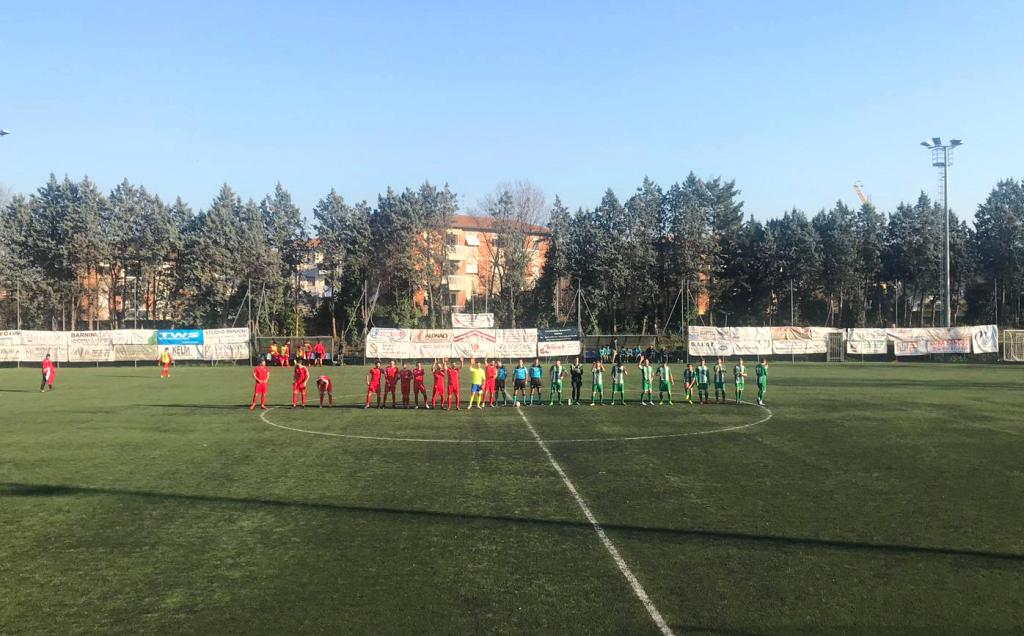Lastrigiana - Baldaccio 0-1