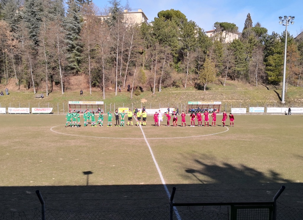 Baldaccio-Foiano 1-0 foto 1