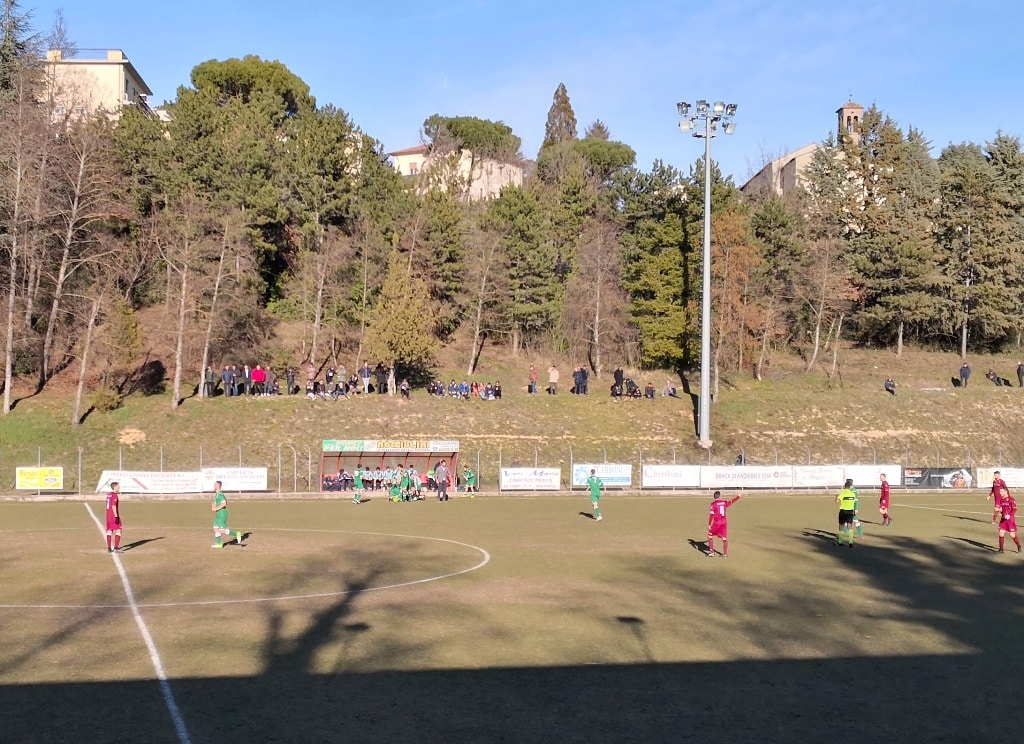 Baldaccio-Foiano 1-0 foto 2
