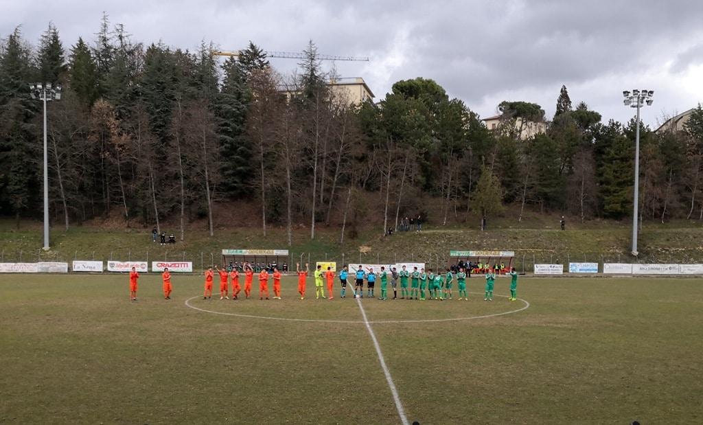 Baldaccio - Fortis Juventus 2-1, foto 1