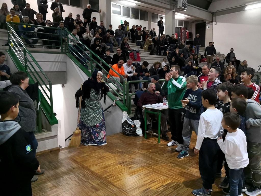 Risultati e foto del 24° Torneo della Befana