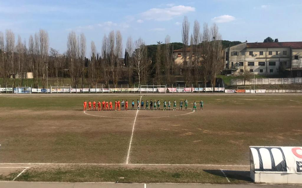 Bucinese-Baldaccio 0-0