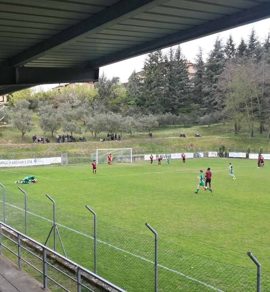 Baldaccio - Zenith foto 3 esultanza gol Quadroni