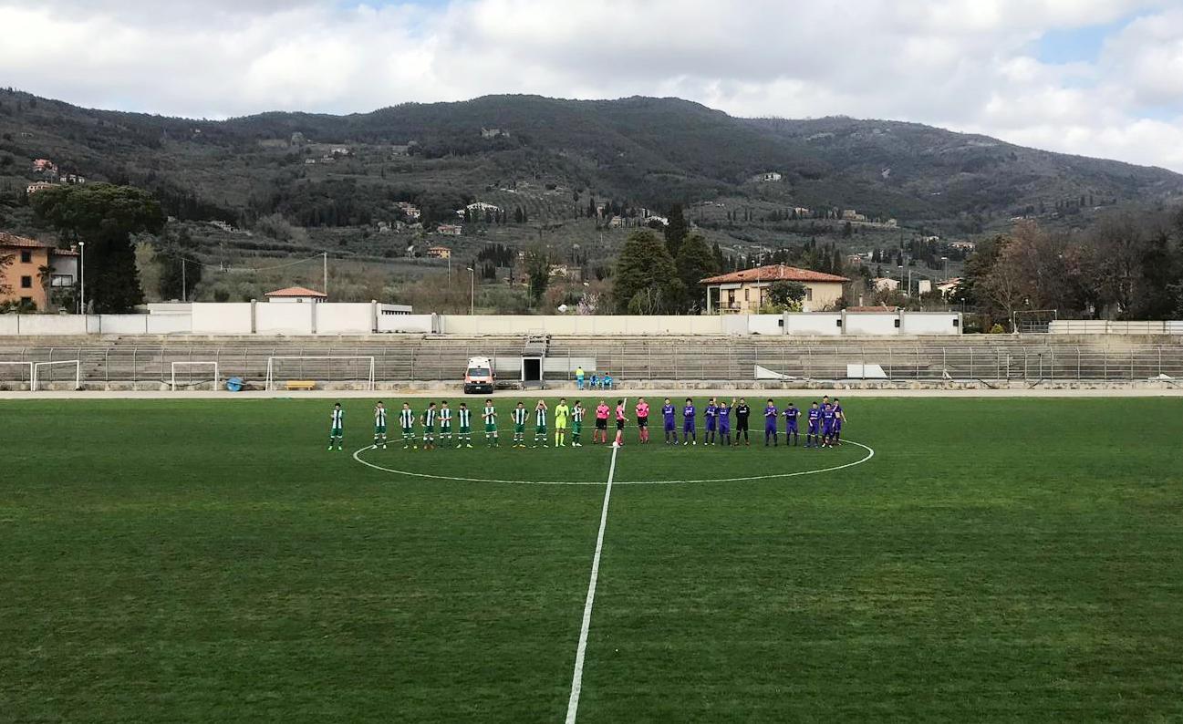 Castiglionese -Baldaccio 0-0 foto