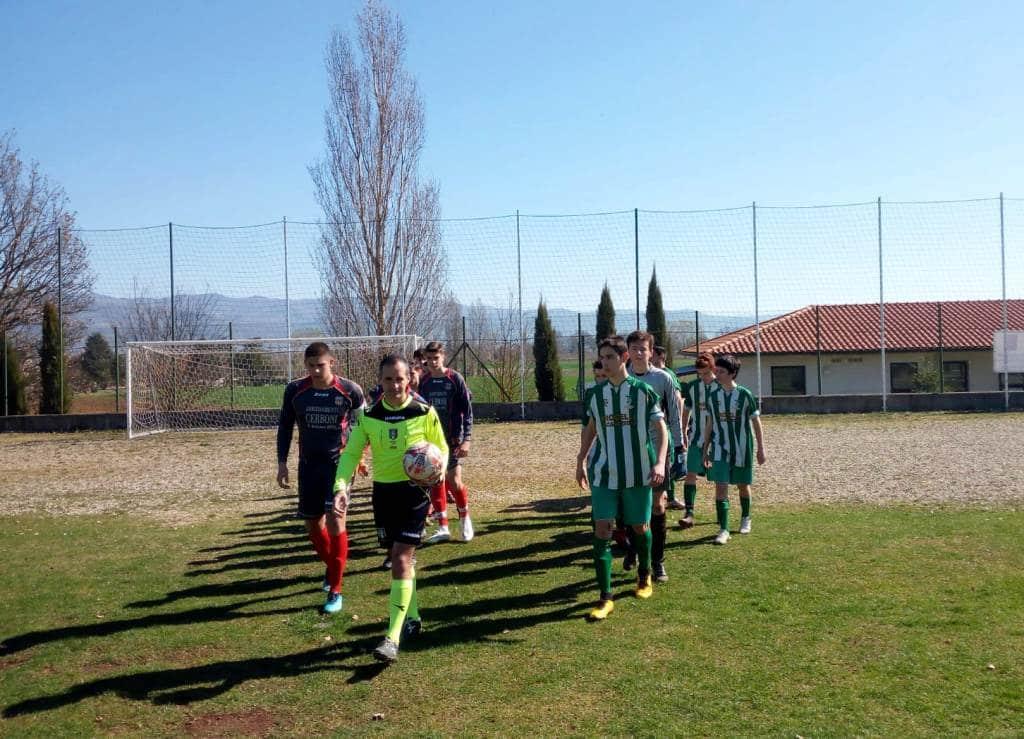 Settore giovanile: 1 vittoria e 2 sconfitte