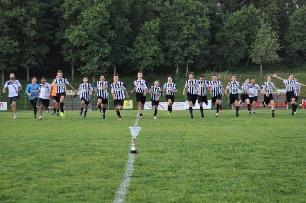 I vincitori dell'8° Torneo Giovanile Città di Anghiari